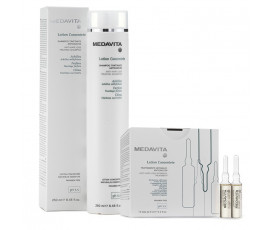 Medavita Kit Lotion Concentree Vials 13 x 6 ml + Shampoo