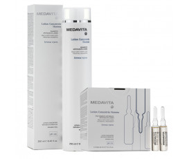 Medavita Kit Lotion Concentree Homme Shampoo + Vials 13 x 6 ml