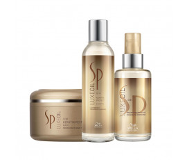 Wella SP Kit LuxeOil Shampoo + Mask + Oil