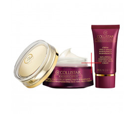 Collistar Kit Magnifica Plus Replumping Regenerating Face And Neck Cream 50 ml + 25 ml