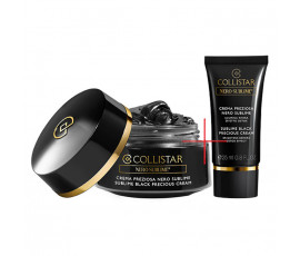 Collistar Kit Nero Sublime Sublime Black Precious Cream 50 ml + 25 ml