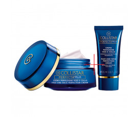 Collistar Kit Perfecta Plus Face And Neck Perfection Cream 50 ml + 25 ml