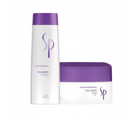 Wella SP Kit Volumize Shampoo + Mask