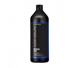 Matrix Total Results Brass Off Color Obsessed Conditioner 1000 ml