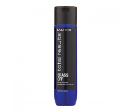 Matrix Total Results Brass Off Color Obsessed Conditioner 300 ml