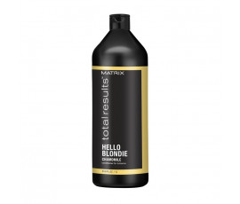 Matrix Total Results Hello Blondie Chamomile Conditioner 1000 ml