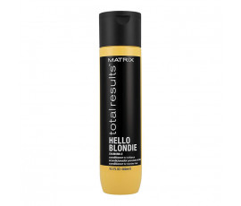 Matrix Total Results Hello Blondie Chamomile Conditioner 300 ml