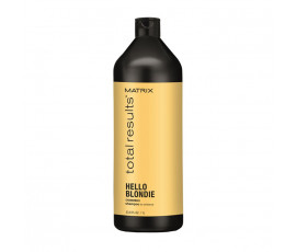 Matrix Total Results Hello Blondie Chamomile Shampoo 1000 ml