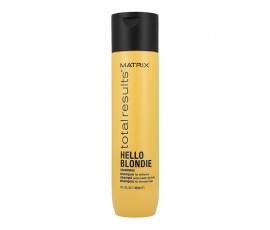 Matrix Total Results Hello Blondie Chamomile Shampoo 300 ml
