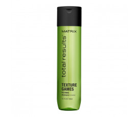 Matrix Total Results Texture Games Polymers Shampoo 300 ml