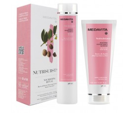 Medavita Kit Nutrisubstance Nourishing Ritual Shampoo + Mask