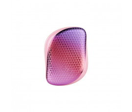 Tangle Teezer Compact Styler Mermaid Texture Pink