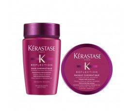 Kerastase Mini Kit Chromatique Bain + Masque for Fine Hair