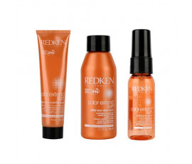 Redken Mini Kit Color Extend Sun Shampoo + Conditioner + Treatment