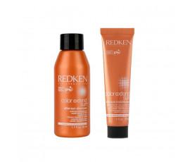 Redken Mini Kit Color Extend Sun Shampoo + Conditioner
