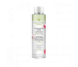 Collistar Natura Two-Phase Micellar Water Face-Eyes-Lips 150 ml