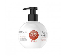 Revlon Professional Nutri Color Creme 740 - Light Copper 270 ml