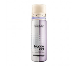 Redken Blonde Idol Custom-Tone Violet 196 ml