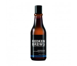 Redken Brews Pyrithione Zinc Anti-Dandruff Shampoo 300 ml