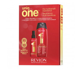 Revlon Professional Dual Pack UniqONE Conditioning Shampoo + Hair Treatment
