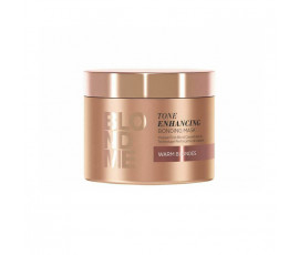 Schwarzkopf Professional Blondme Tone Enhancing Bonding Mask - Warm Blondes 200 ml