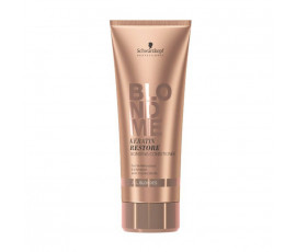Schwarzkopf Professional Blondme Keratin Restore Bonding Conditioner - All Blondes 200 ml