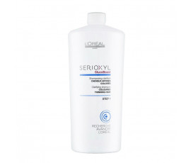 L'Oreal Serioxyl Clarifying Shampoo Coloured Thinning Hair 1000 ml
