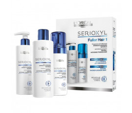 L'Oreal Kit Serioxyl Fuller Hair 1 Natural Noticeably Thinning Hair