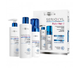 L'Oreal Kit Serioxyl Fuller Hair 2 Coloured Thinning Hair