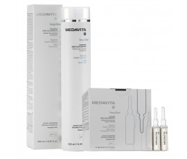 Medavita Kit Requilibre 12 x 6 ml Vials + Shampoo