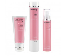 Medavita Kit Nutrisubstance Shampoo + Mask + Treatment