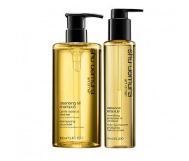 Shu Uemura Kit Essence Absolue Shampoo + Oil