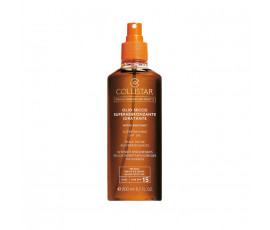 Collistar Special Perfect Tan Supertanning Dry Oil SPF15 200 ml