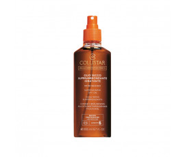 Collistar Special Perfect Tan Supertanning Dry Oil SPF6 200 ml
