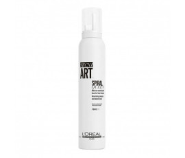 L'Oreal Tecni Art Spiral Queen Mousse 1 200 ml