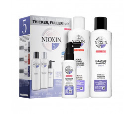 Nioxin Kit System 5 Trial Cleanser + Conditioner + Treatment