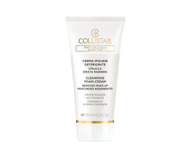 Collistar Cleansing Foam-Cream For All Skin Types 150 ml