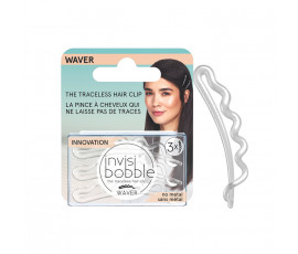 Invisibobble Waver Cristal Clear