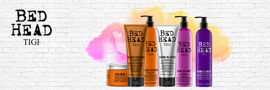 Trilab Tigi Bed Head Colour Care