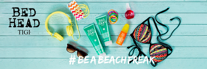 Trilab Tigi Bed Head Totally Beachin