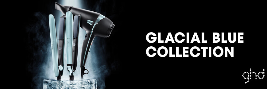 Trilab Ghd Glacial Blue Collection