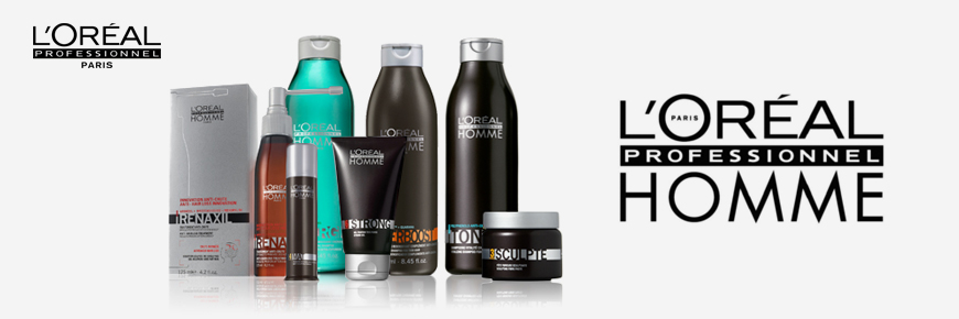 Trilab L'Oreal Professionnel Homme