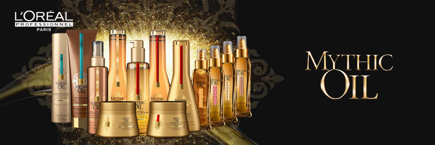 Trilab L'Oreal Professionnel Mythic Oil