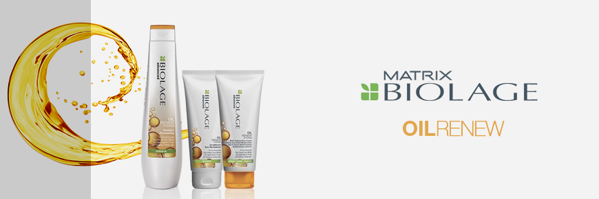 Trilab Matrix Biolage Advanced OilRenew