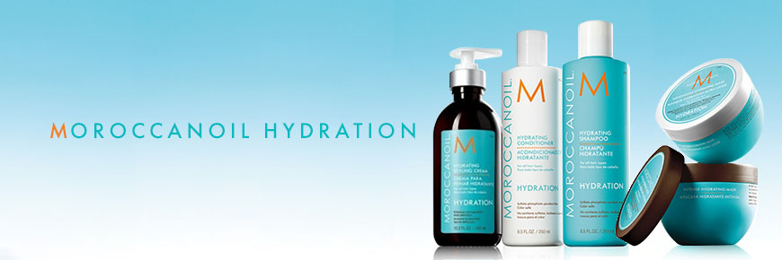 Trilab Moroccanoil Hydration