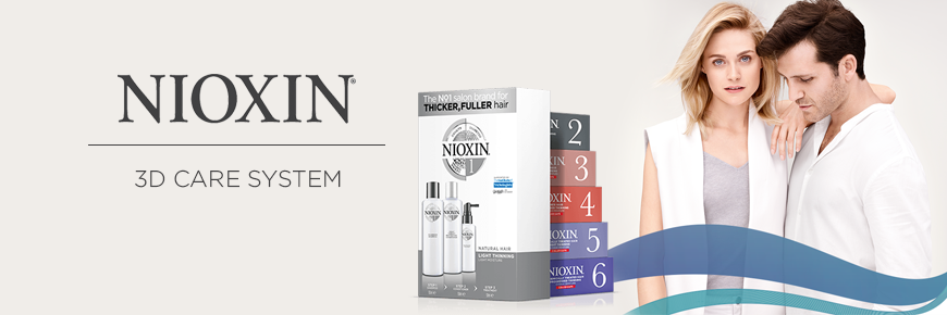 Trilab Nioxin 3D Care System