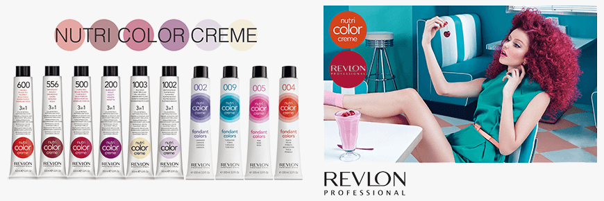 Revlon Professional Nutri Color Creme Direct Dyes Trilabshopcom