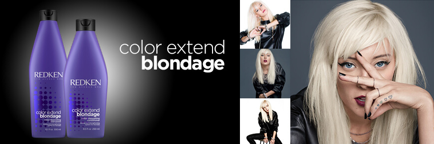 Trilab Redken Color Extend Blondage