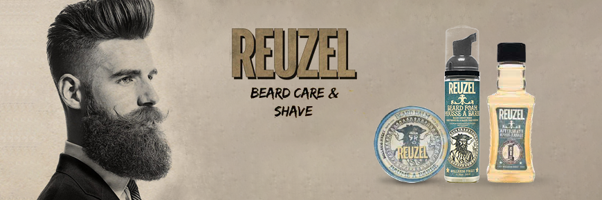 Trilab Reuzel Beard Care and Shave