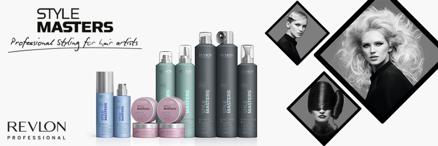 Trilab Revlon Professional Style Masters